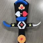 ウレタンフラッグ剣