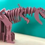 恐竜パズル